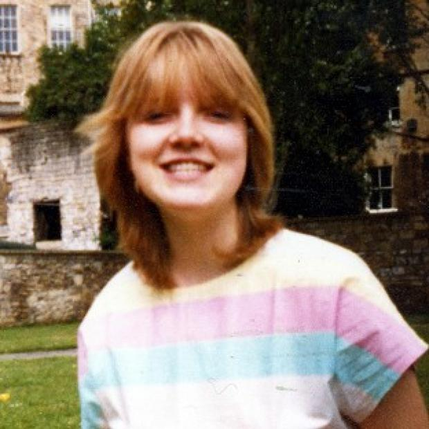 Mid Devon Star: The best friend of murdered Bath student Melanie Road (pictured) has joined the appeal to catch her killer 30 years later
