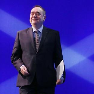 Alex Salmond is confident of a Yes vote in the independence referendum on Septe