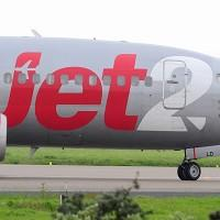 Mid Devon Star: The Jet2.com flight left a day late