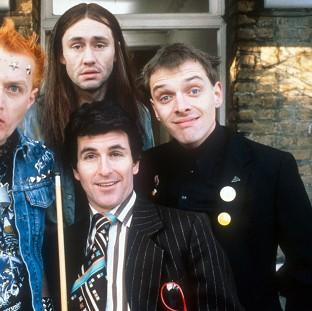 A post-mortem will be carried out on Rik Mayall (right).