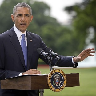 Obama cautious on support for Iraq
