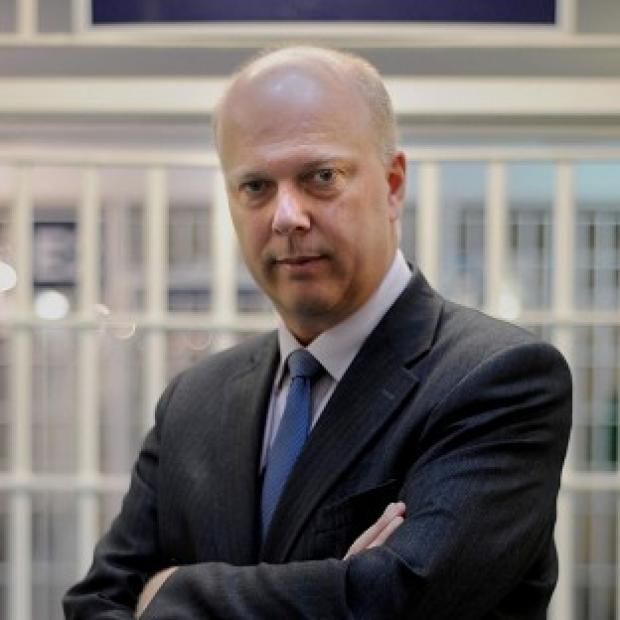 Mid Devon Star: Justice Secretary Chris Grayling has defended moves to cope with an increase in prisoner numbers