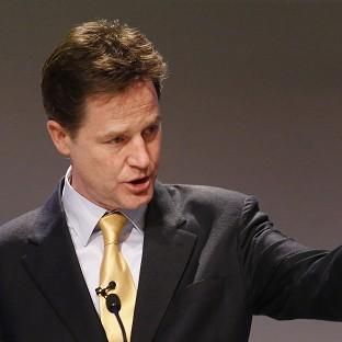 Nick Clegg is reported to be under pressure to match David Cameron's commitment to hold a referendum