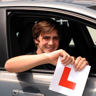Fees are being cut for the theory part of the driving test