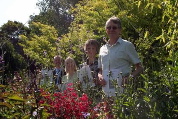 Exeter launches Britain in Bloom bid