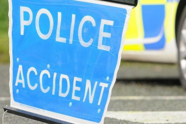 Bike badly injured in Paignton crash