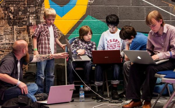 Could the next big coding sensation come from Exeter? Young programmers urged to sign up to 'Festival of Code' this summer
