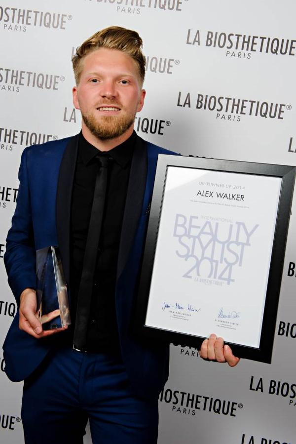 Torquay salon stylist success in UK hairdressing competition!
