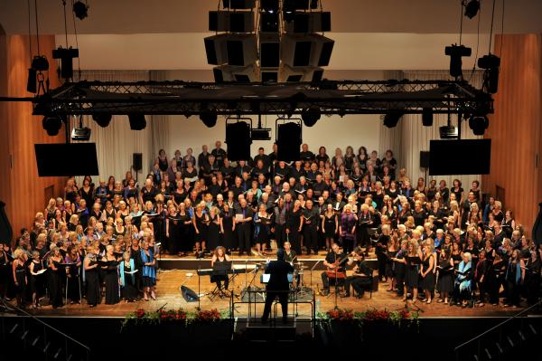 Exeter BNC Choirs Celebrate Summer