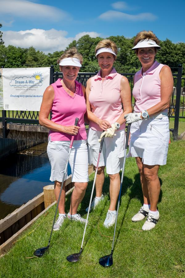 Dream-A-Way Ladies Golf Day at Stover Golf Club 2014