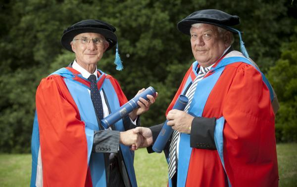 Honorary degrees for South West stalwarts