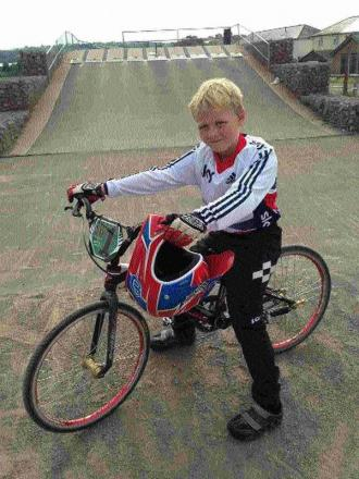BMX: Young Tiverton ace rides in world championships