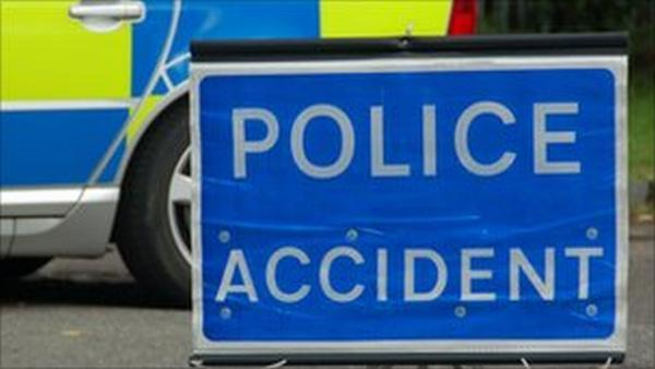Cyclist in hospital with life-threatening injuries after crash with lorry in Torquay