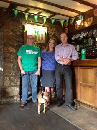 Cromwell Arms Fundraising is a Tribute to Linda
