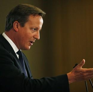 Prime Minister David Cameron will urge fellow Eur