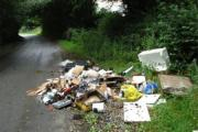 Mid Devon District Council appeals for help to tackle fly-tipping