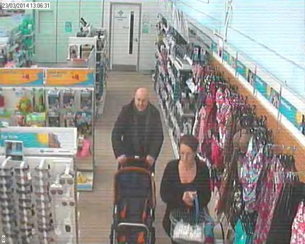 CCTV released after high value shoplifting offences in Newton Abbot