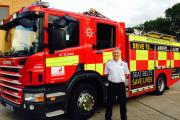 Fire Service successful in bids to Transformation Fund