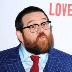Mid Devon Star: Nick Frost is delighted to have a guest role in Doctor Who