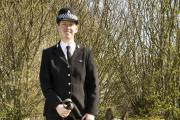 Dog handler nominated for bravery award