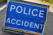 Motorcyclist left with serious injuries after Plymouth crash
