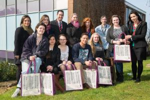 Exeter students get glimpse of legal life