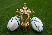 Webb Ellis Cup to visit Exeter as part of Rugby World Cup 2015 Trophy Tour