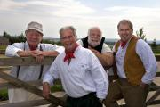 Wurzels to headline Devon County Show