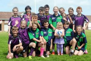 PHOTOS: Tag rugby tournament at Tiverton RFC