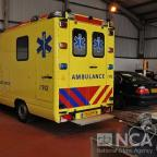 Mid Devon Star: A fake ambulance used to smuggle cocaine, heroin and ecstasy into the UK