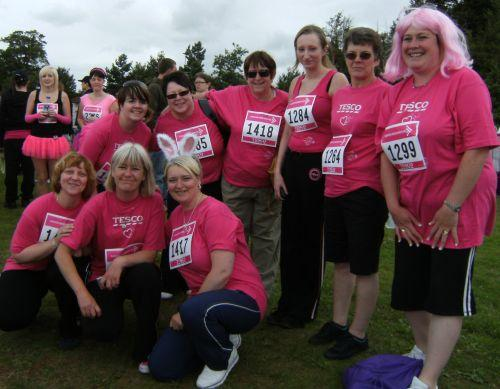 Exeter Race For Life turns passion into progress to help more people survive cancer